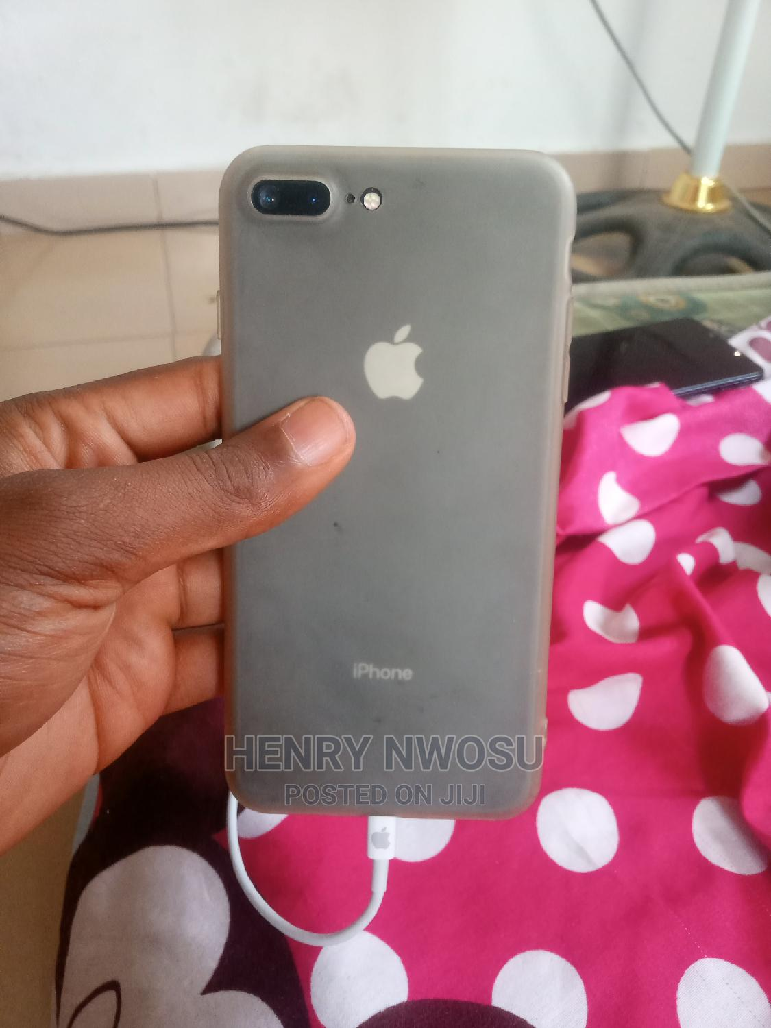 Apple iPhone 7 Plus 128 GB Black | Mobile Phones for sale in Oshimili South, Delta State, Nigeria