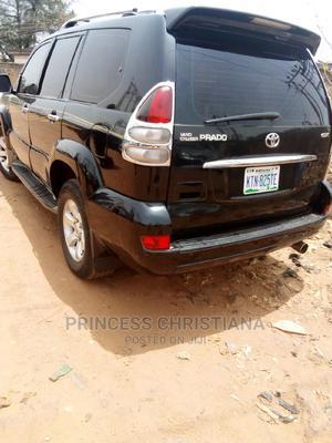 Toyota Land Cruiser Prado 2008 Black | Cars for sale in Kaduna State, Kaduna / Kaduna State