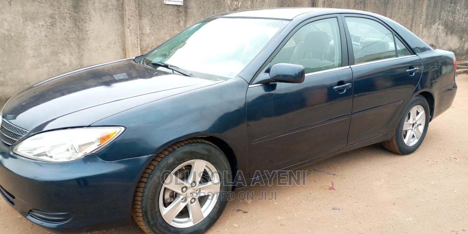 Archive: Toyota Camry 2003 Blue