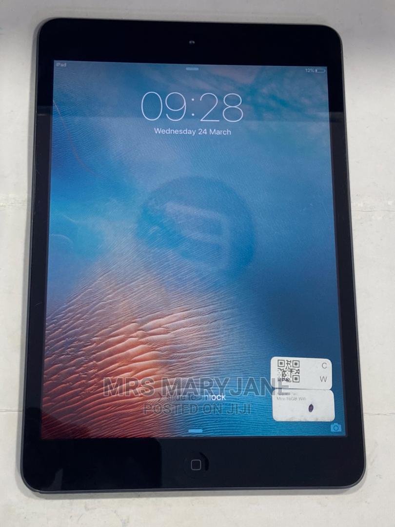Apple iPad Mini Wi-Fi 16 GB Gray | Tablets for sale in Ikeja, Lagos State, Nigeria