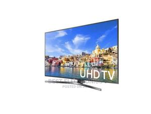 Samsung 75 Inch UHD 4K Smart LED Tv- Mobile Screen Mirroring | TV & DVD Equipment for sale in Abuja (FCT) State, Wuse
