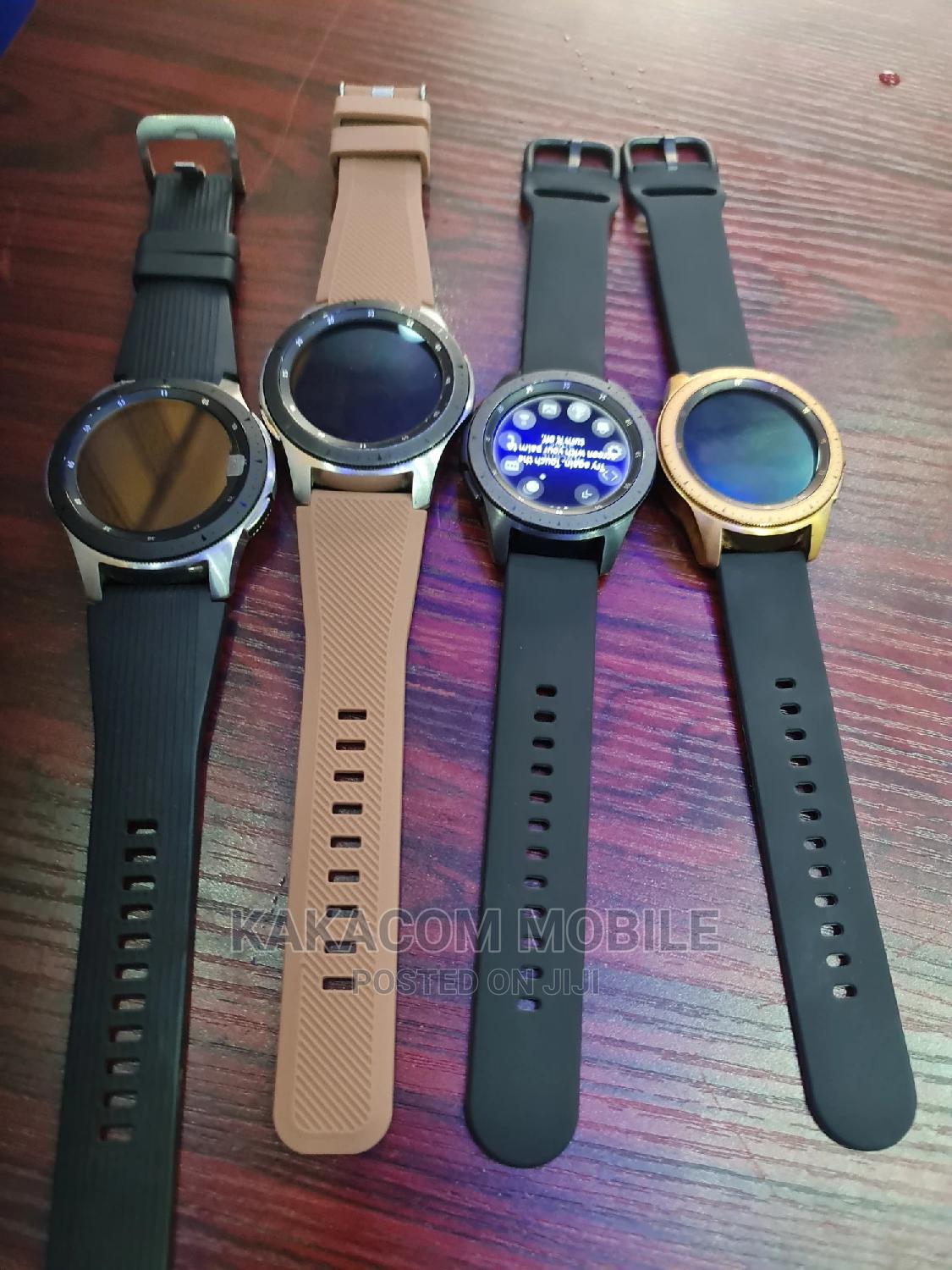 Samsung Galaxy Watch | Smart Watches & Trackers for sale in Ikeja, Lagos State, Nigeria