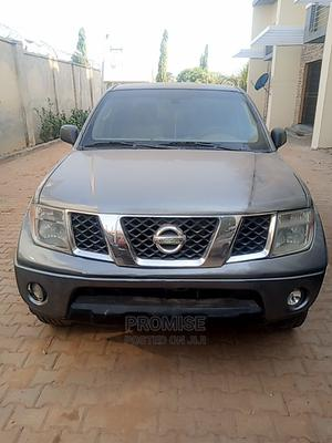 Nissan Frontier 2006 Gray   Cars for sale in Abuja (FCT) State, Durumi