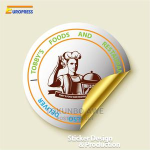 Quality Stickers | Printing Services for sale in Lagos State, Yaba