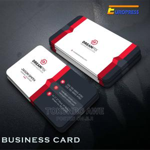 Business Cards | Printing Services for sale in Lagos State, Yaba