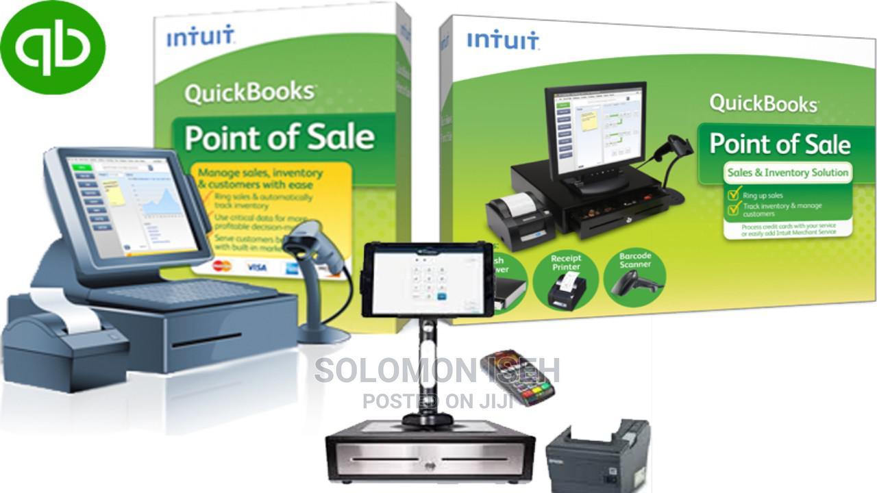 Quickbooks Pos 2018 Software in Lagos