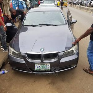 BMW 318i 2007 Blue | Cars for sale in Lagos State, Mushin