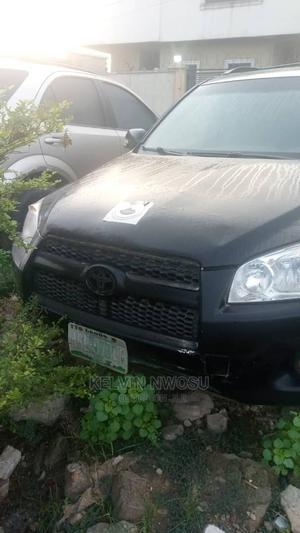 Toyota RAV4 2010 2.5 Sport 4x4 Black | Cars for sale in Lagos State, Gbagada