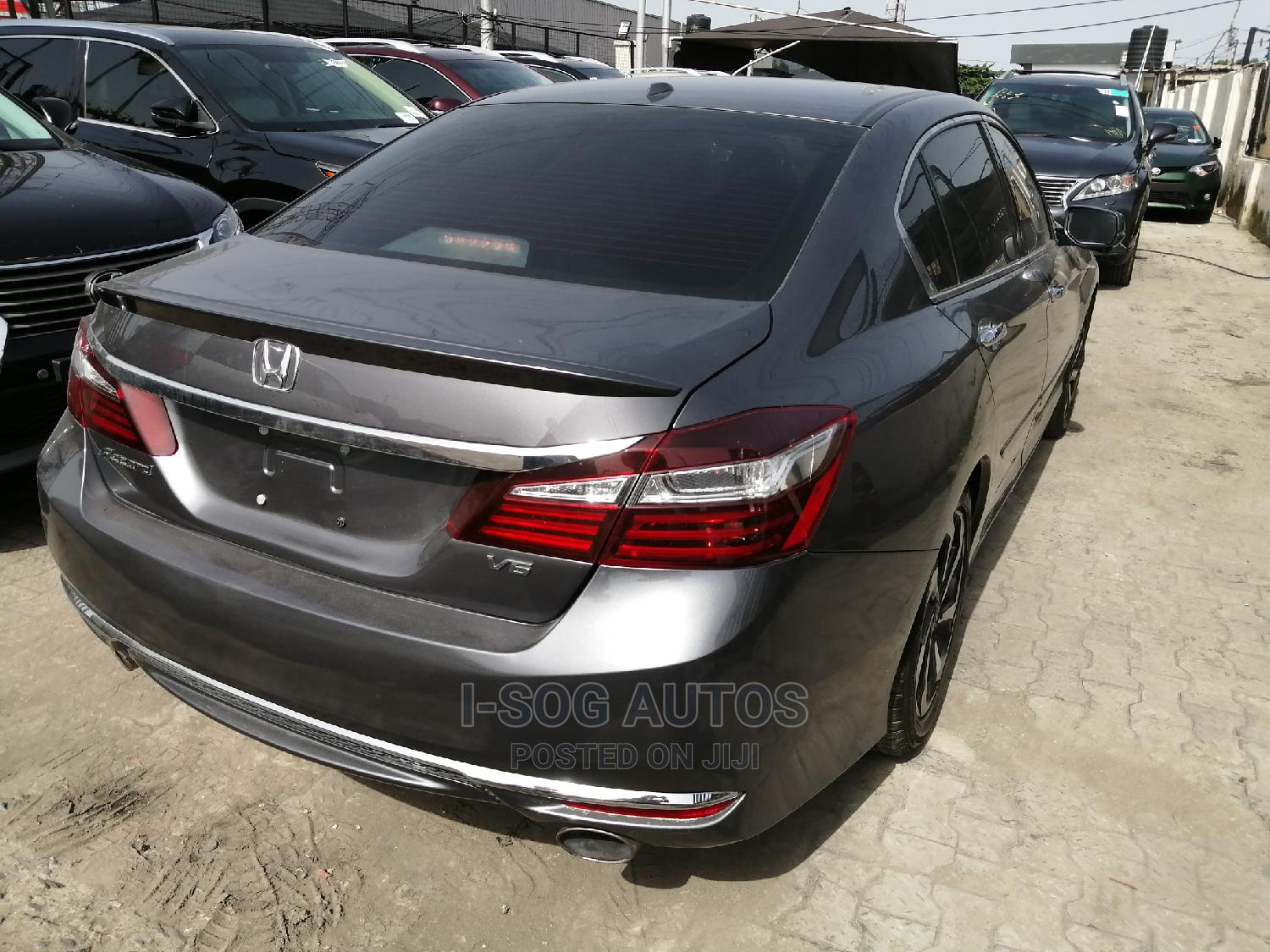 Honda Accord 2017 Gray | Cars for sale in Lekki, Lagos State, Nigeria