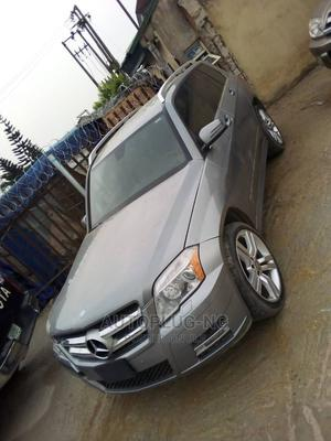 Mercedes-Benz GLK-Class 2011 350 4MATIC Gray   Cars for sale in Lagos State, Ikeja