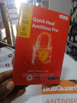 Quick Heal Anti-Virus Pro One User | Computer & IT Services for sale in Lagos State, Ikeja