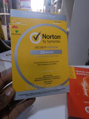 Norton by Symantec Security 10 Users | Computer & IT Services for sale in Lagos State, Ikeja