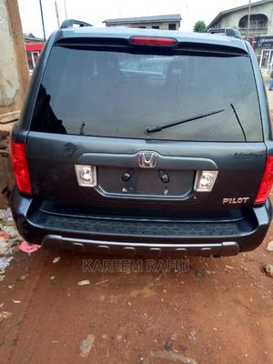 Honda Pilot 2004 Green   Cars for sale in Lagos State, Isolo