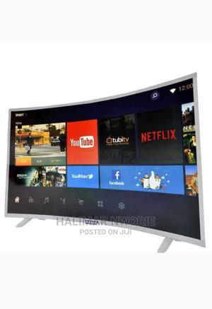 "Polystar 32"" Inch Smart Curved TV   TV & DVD Equipment for sale in Abuja (FCT) State, Utako"