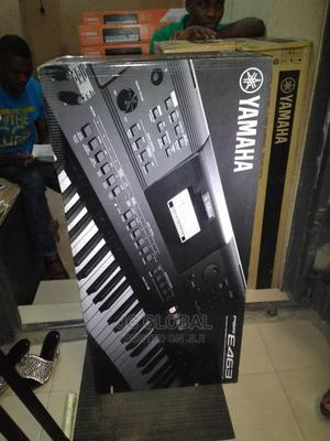 Yamaha Keyboard Psr E463   Audio & Music Equipment for sale in Lagos State, Victoria Island