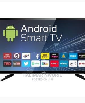 Polystar 40 Andriod Smart Inches Full HD LED TV   TV & DVD Equipment for sale in Abuja (FCT) State, Garki 2