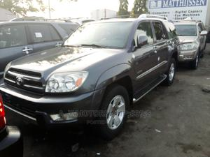 Toyota 4-Runner 2005 Limited V6 4x4 Gray | Cars for sale in Lagos State, Apapa