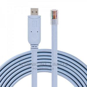 RS232 FTDI USB to RJ45 Serial Router Console Network Cable   Computer Accessories  for sale in Abuja (FCT) State, Wuse