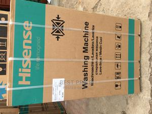 Hisense 8kg Automatic Washing Machine/Wash,Spin Dry   Home Appliances for sale in Lagos State, Ikeja