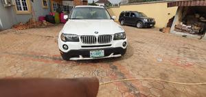BMW X3 2005 2.5i White   Cars for sale in Lagos State, Amuwo-Odofin