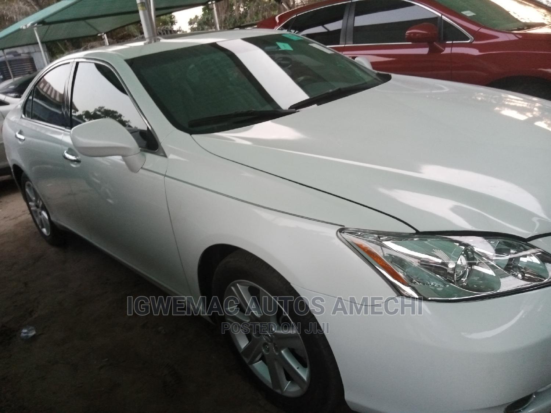 Lexus ES 2007 White   Cars for sale in Amuwo-Odofin, Lagos State, Nigeria