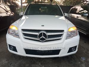 Mercedes-Benz GLK-Class 2011 350 4MATIC White   Cars for sale in Lagos State, Amuwo-Odofin
