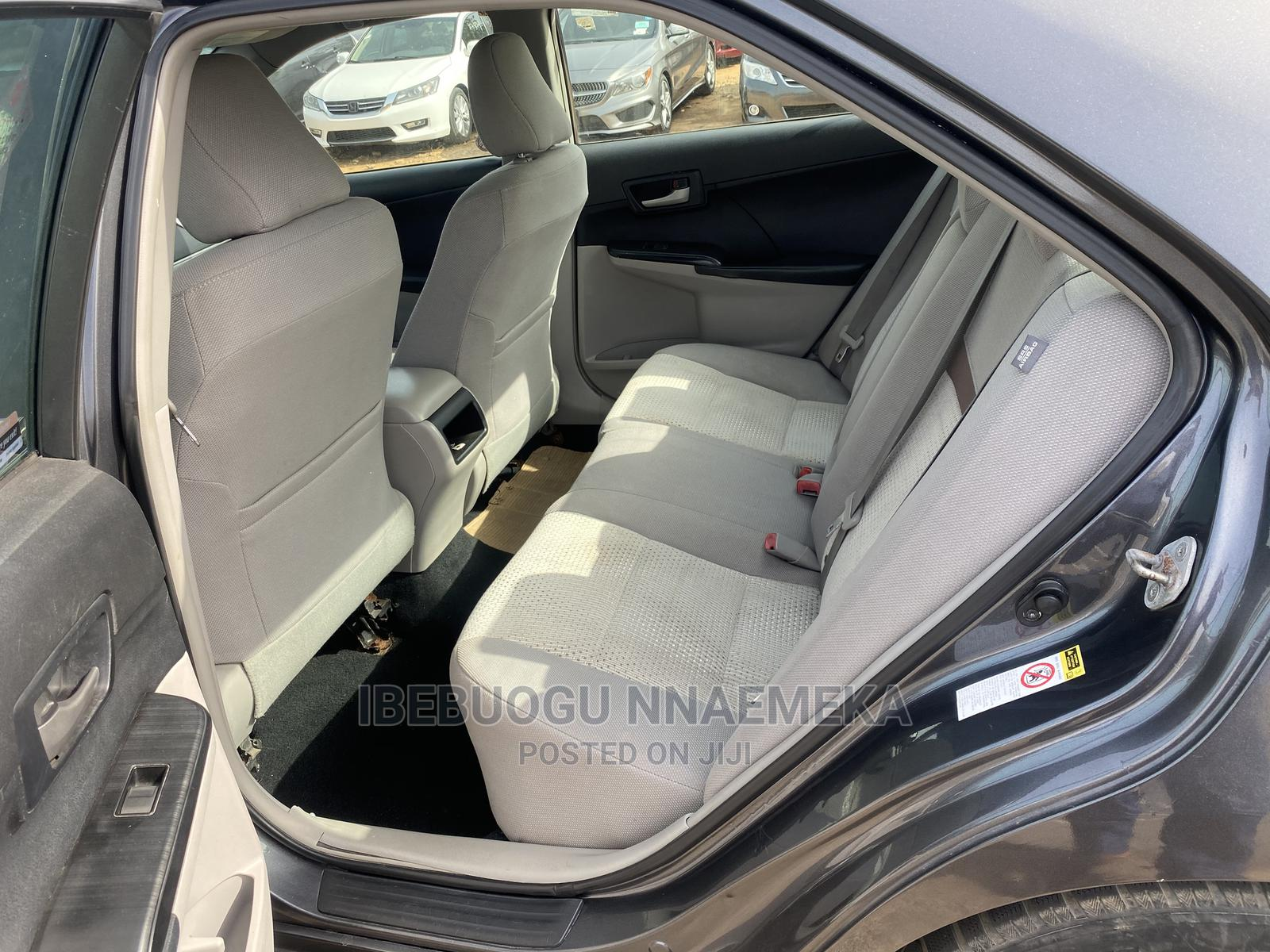 Toyota Camry 2013 Gray | Cars for sale in Gwarinpa, Abuja (FCT) State, Nigeria