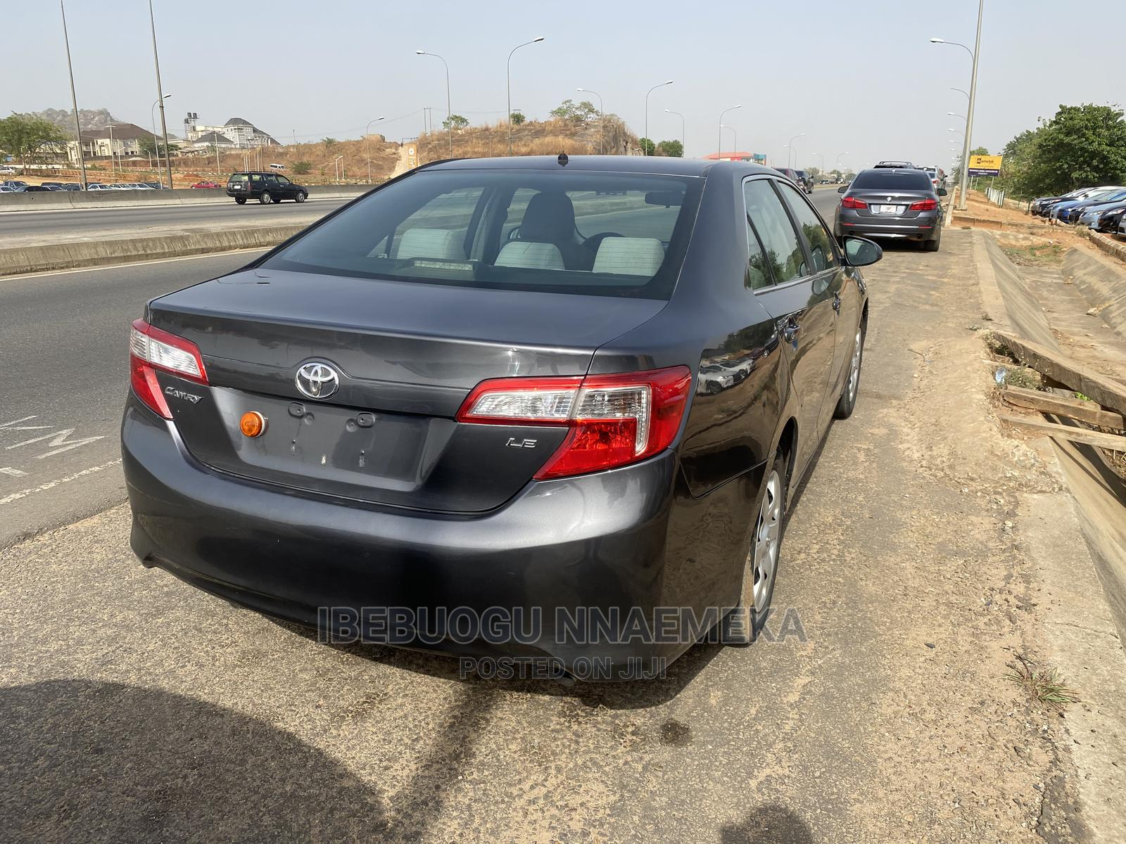 Toyota Camry 2013 Gray   Cars for sale in Gwarinpa, Abuja (FCT) State, Nigeria