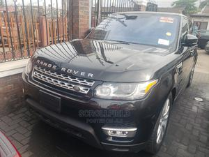 Land Rover Range Rover Sport 2017 Gray   Cars for sale in Lagos State, Surulere