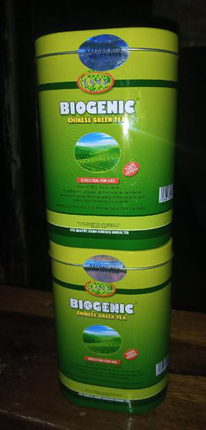 Biogenic Chinese Green Tea | Vitamins & Supplements for sale in Lagos State, Ikoyi