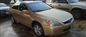 Honda Accord 2005 Gold | Cars for sale in Lagos State, Abule Egba