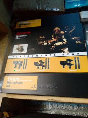 7set Drum Microphone | Audio & Music Equipment for sale in Lagos State, Ojota