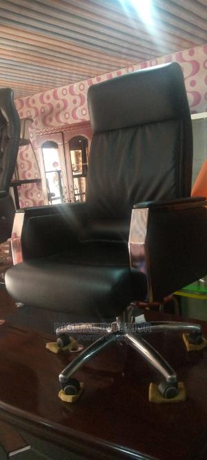 Italian Executive Office Chair | Furniture for sale in Lagos State, Lekki