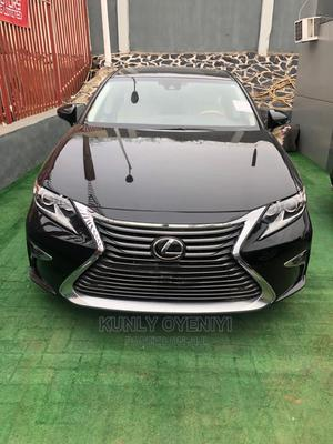 Lexus ES 2016 350 FWD Black | Cars for sale in Lagos State, Ojodu