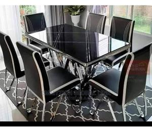 Glass Dining Table and Chairs   Furniture for sale in Imo State, Owerri