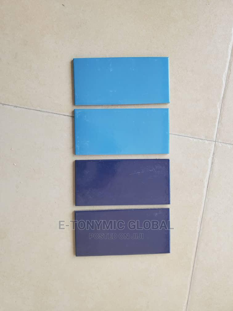 4x8 Swimming Pool Tiles Right and Dark