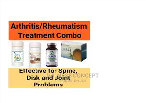 Arthritis / Rheumatism / Joint / Spine Treatment Combo | Vitamins & Supplements for sale in Edo State, Benin City