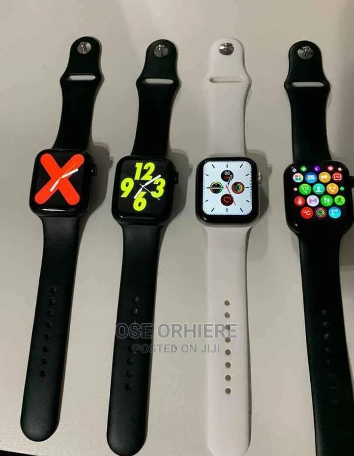 Smart Watch Apple Series 6 Wireless Charging | Smart Watches & Trackers for sale in Benin City, Edo State, Nigeria