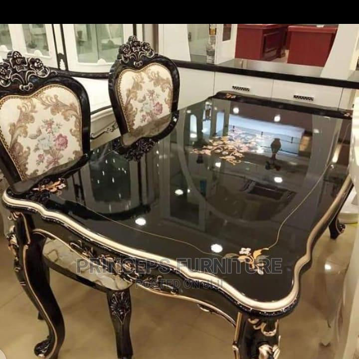 Archive: Royal Dinning Table 6 Sets Seaters
