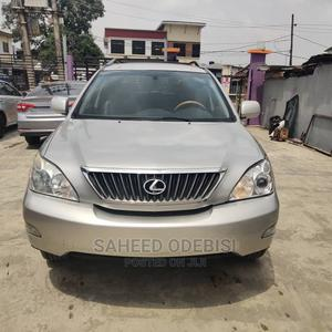 Lexus RX 2007 350 Silver | Cars for sale in Abuja (FCT) State, Wuse 2