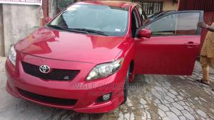 Toyota Corolla 2009 Red | Cars for sale in Lagos State, Gbagada