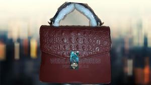 Red Top Handle Mini Handbag | Bags for sale in Lagos State, Ikotun/Igando