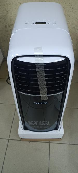 Polystar 1.5hp Mobile Air Conditioner - White | Home Appliances for sale in Lagos State, Ojo