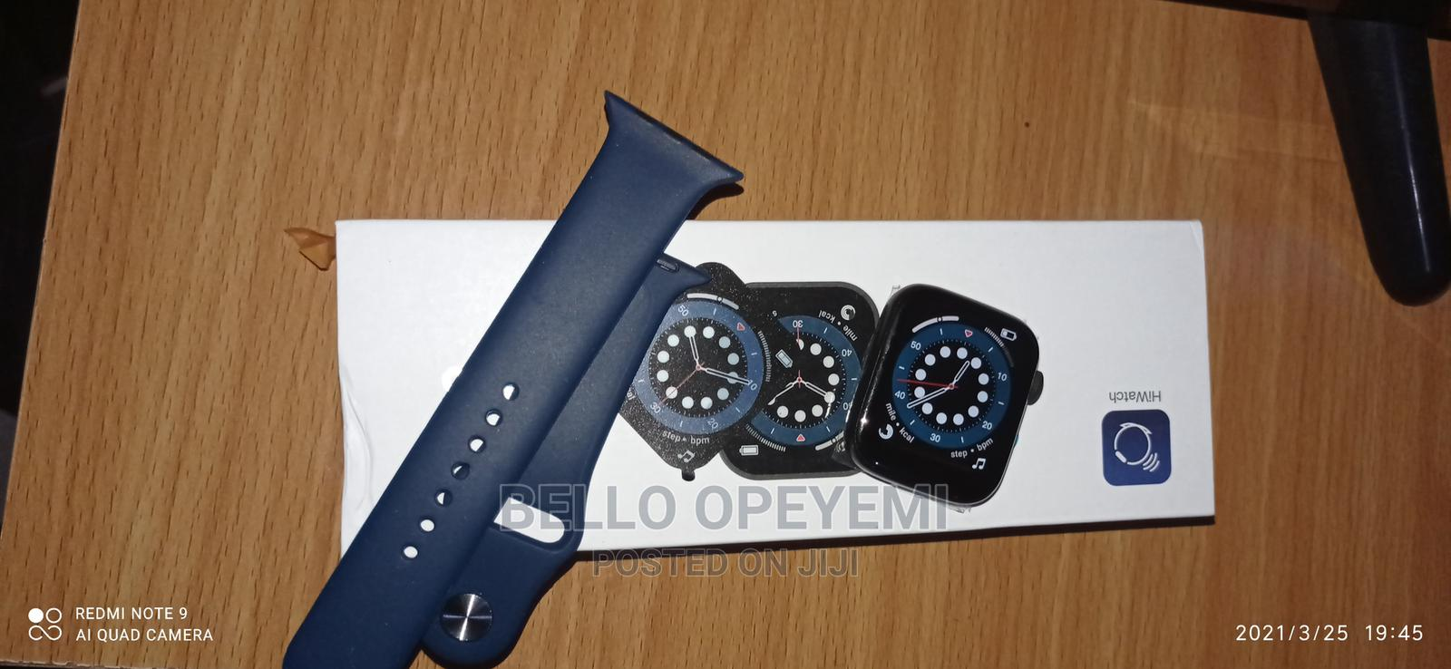 Smartwatch T500+   Smart Watches & Trackers for sale in Osogbo, Osun State, Nigeria