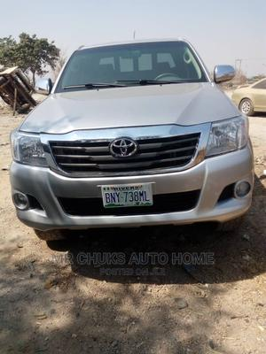 Toyota Hilux 2012 Silver | Cars for sale in Abuja (FCT) State, Gaduwa