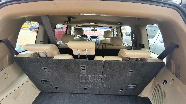 Archive: Honda Pilot 2010 EX 4dr SUV (3.5L 6cyl 5A) Gray