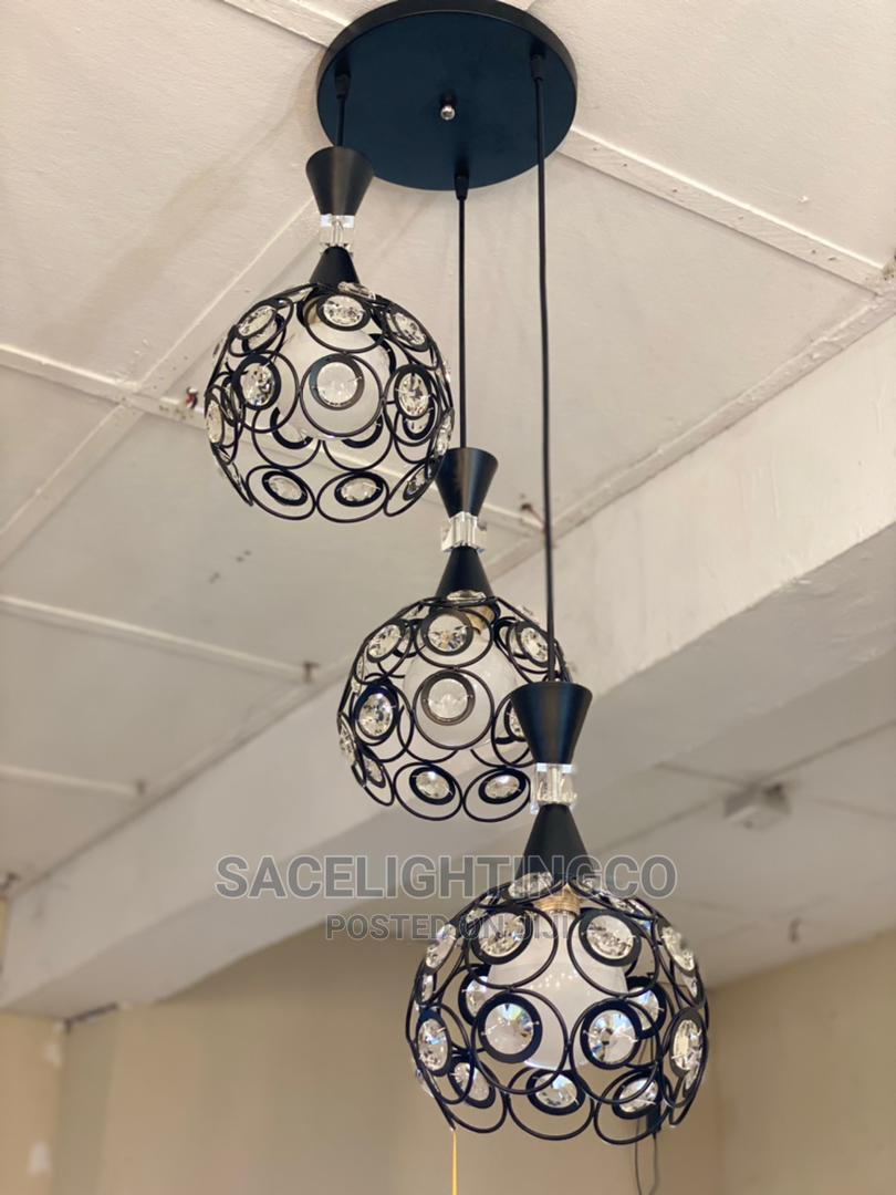3in One Pendant Light