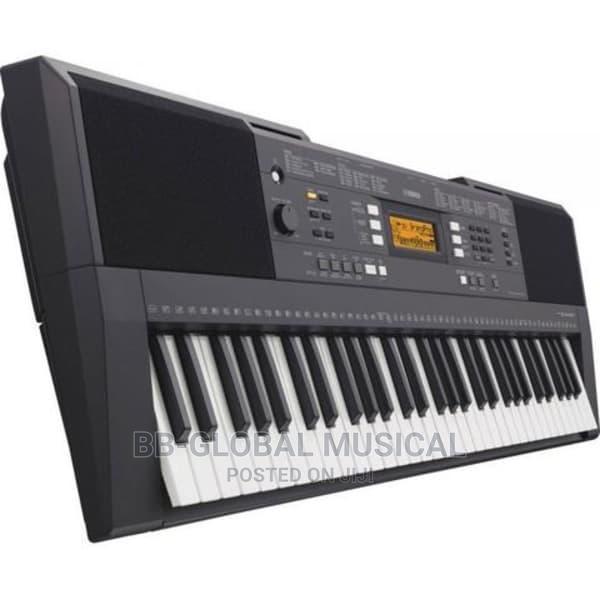 Archive: Yamaha Psre363 Piano Keyboard