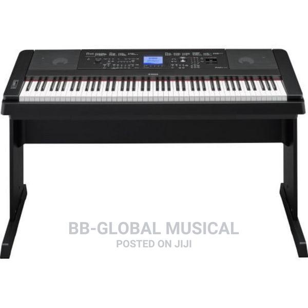 Archive: Yamaha DGX-660 Yamaha Piano