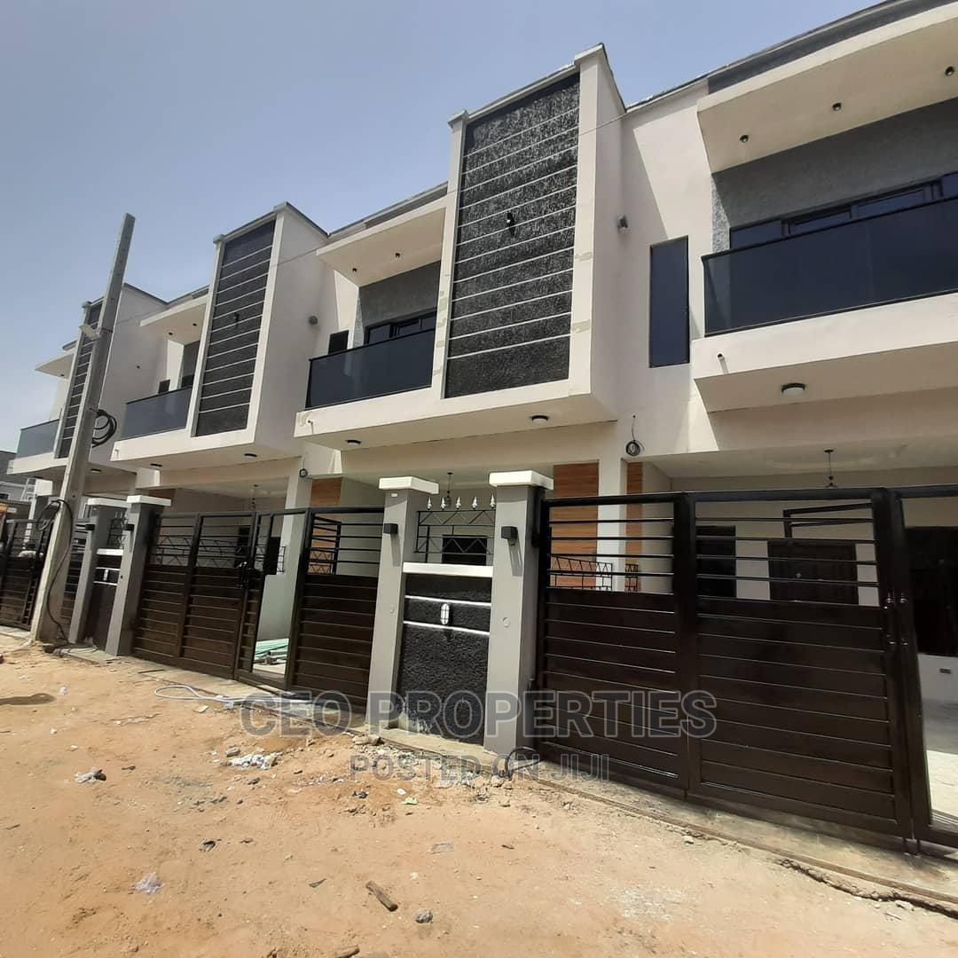 Archive: Tastefully Finished 4 Bedroom Terrace Duplex